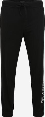 BOSS CasualPidžama hlače - crna boja