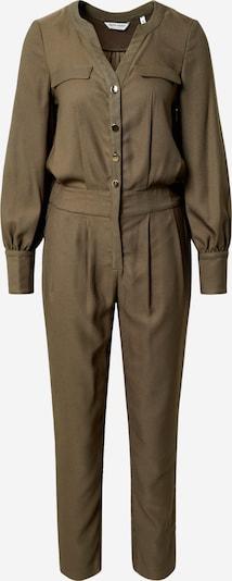Kombinezono tipo kostiumas 'Saha' iš NAF NAF , spalva - rusvai žalia, Prekių apžvalga