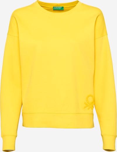 UNITED COLORS OF BENETTON Jersey en amarillo, Vista del producto