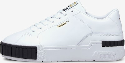 PUMA Sneakers laag in de kleur Goud / Zwart / Wit, Productweergave