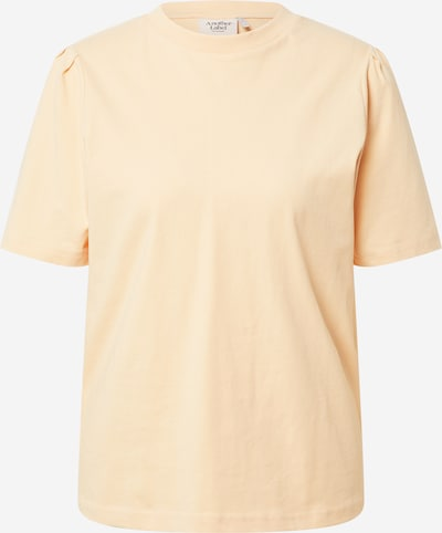 Tricou 'Gaure' Another Label pe galben șofran, Vizualizare produs