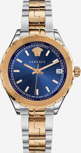 VERSACE Schweizer Uhr in gold / silber, Produktansicht