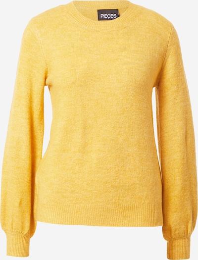 PIECES Sweater 'PERLA' in Light orange, Item view