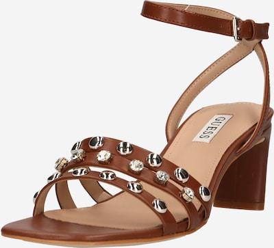 GUESS Remienkové sandále 'SELENE' - hnedá, Produkt