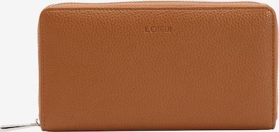 L.CREDI Brieftasche in braun, Produktansicht