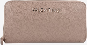 Valentino Bags Portemonnaie 'Divina' in Beige