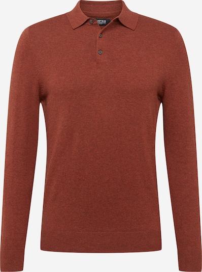 BURTON MENSWEAR LONDON Jersey en marrón rojizo, Vista del producto