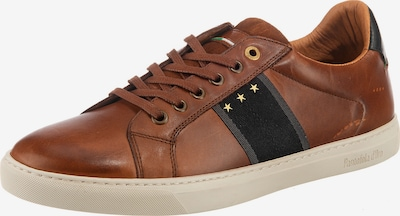PANTOFOLA D'ORO Napoli Uomo Low Sneakers Low in cognac, Produktansicht