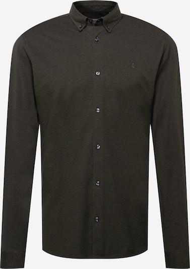 JACK & JONES Overhemd in de kleur Donkergroen, Productweergave