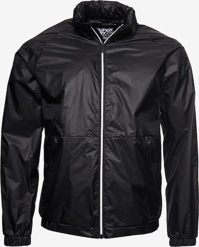 Superdry Prijelazna jakna u crna, Pregled proizvoda