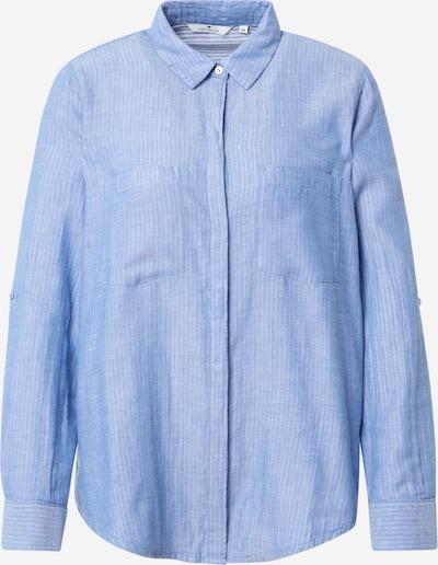 TOM TAILOR Bluza | temno modra barva, Prikaz izdelka