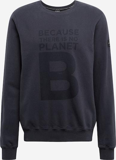 ECOALF Sweatshirt 'GREAT BE' i marin / natblå, Produktvisning