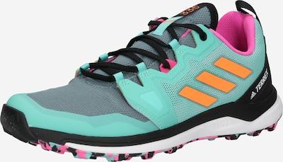 ADIDAS PERFORMANCE Bežecká obuv - pastelovo modrá / nefritová / oranžová / ružová, Produkt