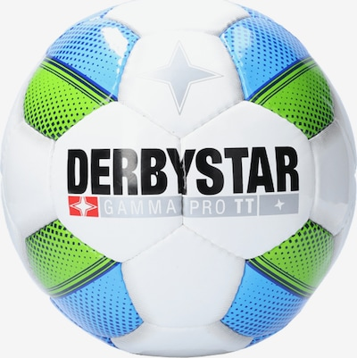 DERBYSTAR Ball in weiß, Produktansicht