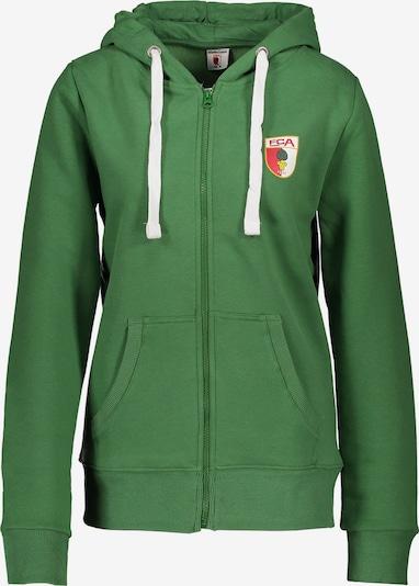 FC Augsburg Jacke in rot / weiß, Produktansicht