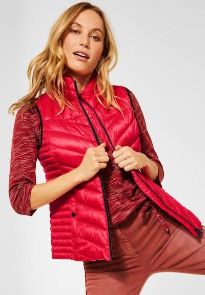 CECIL Weste in rot, Modelansicht