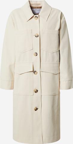 SELECTED FEMME Mantel in Weiß