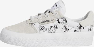 ADIDAS ORIGINALS Sneaker '3MC x Disney' in nude / schwarz / weiß, Produktansicht