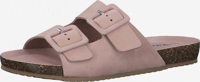TAMARIS Pantofle - růže, Produkt