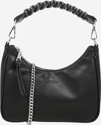 Seidenfelt Manufaktur Crossbody bag 'Fano' in Black, Item view