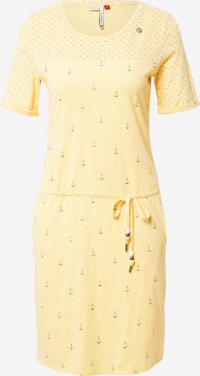Ragwear Letné šaty 'NUGGIE' - žltá, Produkt