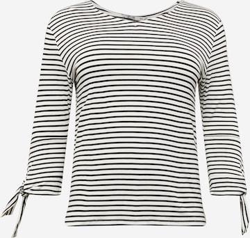 Z-One - Camiseta 'Gitte' en blanco