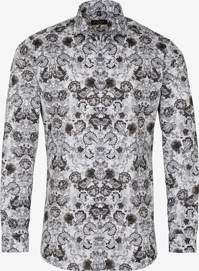 ETERNA Hemd in schwarz / weiß, Produktansicht