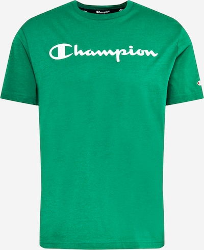 Champion Authentic Athletic Apparel Tričko - zelená / biela, Produkt