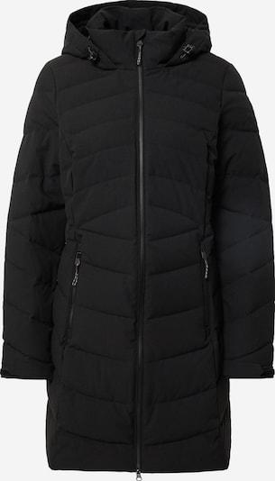 KILLTEC Outdoor Coat in Black, Item view