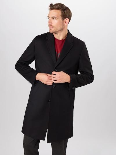 HUGO Jacke 'Malte' in schwarz, Modelansicht