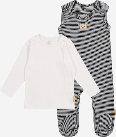 Steiff Collection Wäsche-Set in navy / weiß, Produktansicht