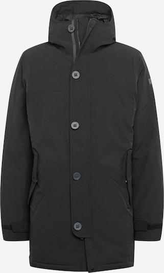 Bergans Veste outdoor 'Oslo Down' en noir, Vue avec produit