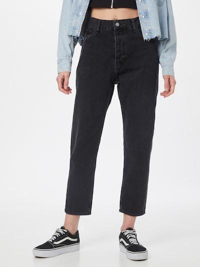 Calvin Klein Jeans Jeans '90s' i svart denim, På modell
