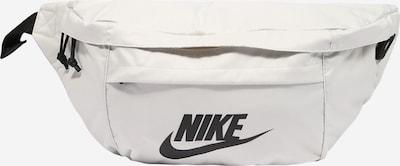 Borsetă Nike Sportswear pe negru / alb, Vizualizare produs