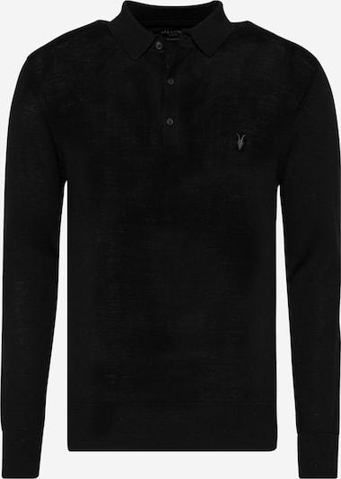 fekete AllSaints Póló, Termék nézet