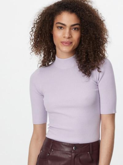 NÜMPH Pulover 'NUBIA' | svetlo lila barva, Prikaz modela