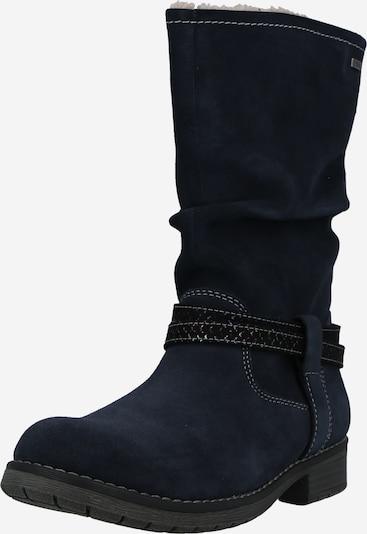 LURCHI Stiefel in dunkelblau, Produktansicht
