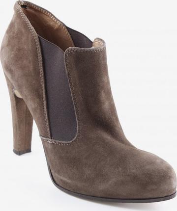 Mai Piu Senza Dress Boots in 40 in Brown