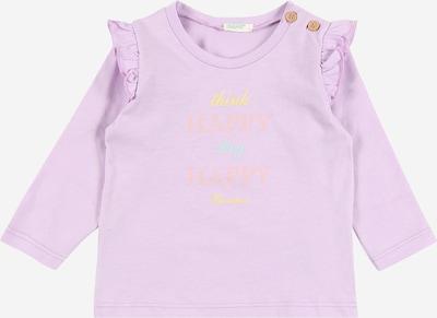 UNITED COLORS OF BENETTON Camiseta en aqua / amarillo / lila / naranja pastel, Vista del producto