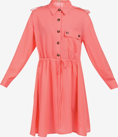 MYMO Shirt dress in Neon pink, Item view
