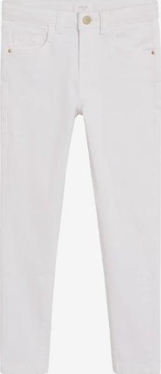 MANGO KIDS Jeans patric in weißmeliert, Produktansicht
