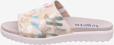 Legero Pantolette in mischfarben, Produktansicht