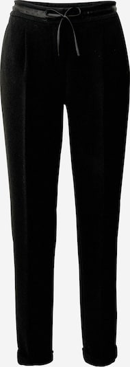 OPUS Trousers with creases 'Mieka' in Black, Item view