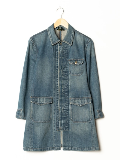 RALPH LAUREN Jeansjacke in M-L in blau, Produktansicht