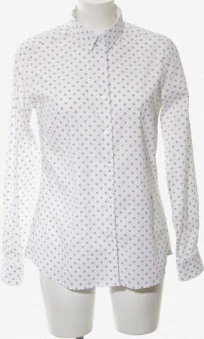ATELIER GARDEUR Hemd-Bluse in M in Weiß