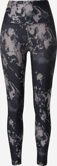 Marika Sportsbukser i mørkegrå / sort, Produktvisning