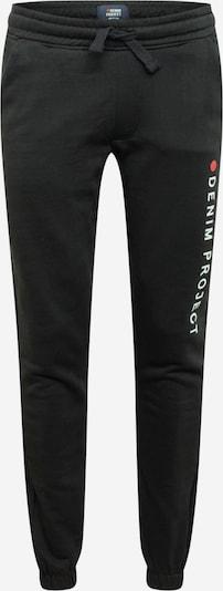 Denim Project Pantalon en noir, Vue avec produit