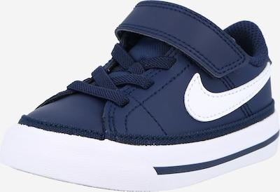 Nike Sportswear Сникърси 'Court Legacy' в нейви синьо / бяло, Преглед на продукта