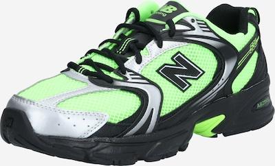 new balance Sneaker in grün / schwarz / silber, Produktansicht
