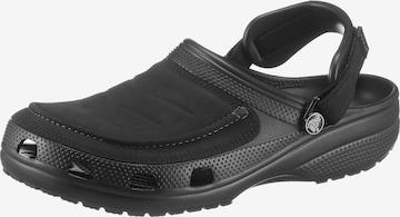 Sabots 'Yukon Vista' Crocs en noir